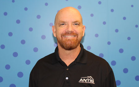 Meet Antis Champion, Mr. Dave Bernardy