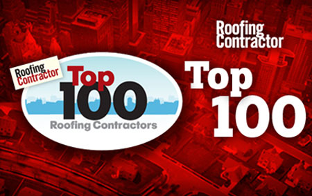 Top 100 Roofing Contractors