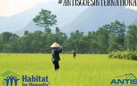 Antis Goes International!