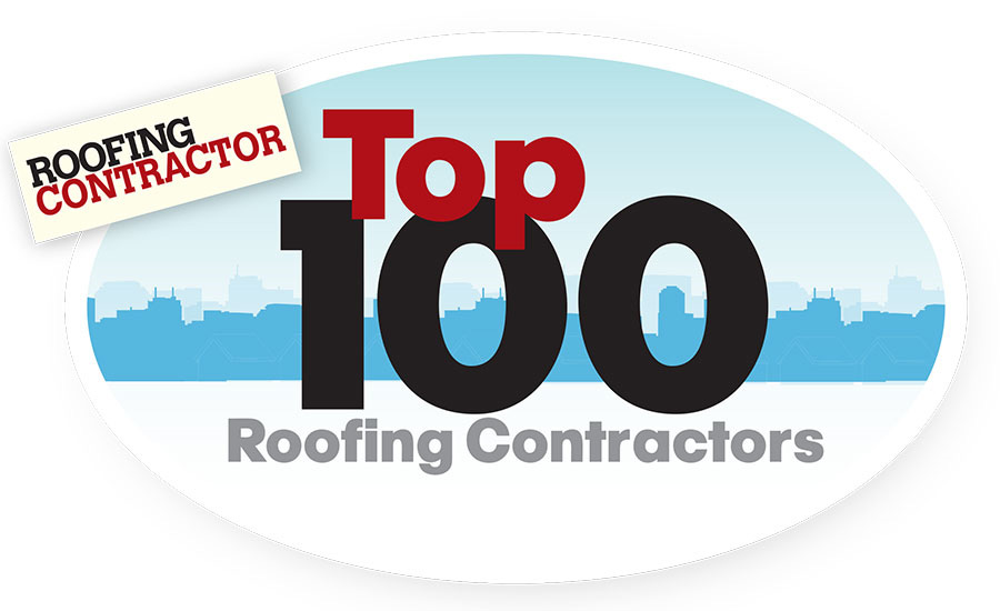 Top 100 Roofing Contractors in 2018