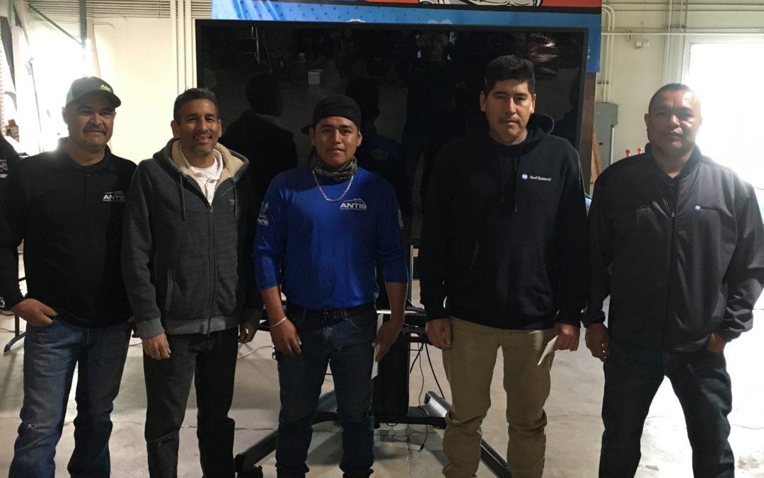 Francisco Mercado & Jose Lopez, Roofing Technicians