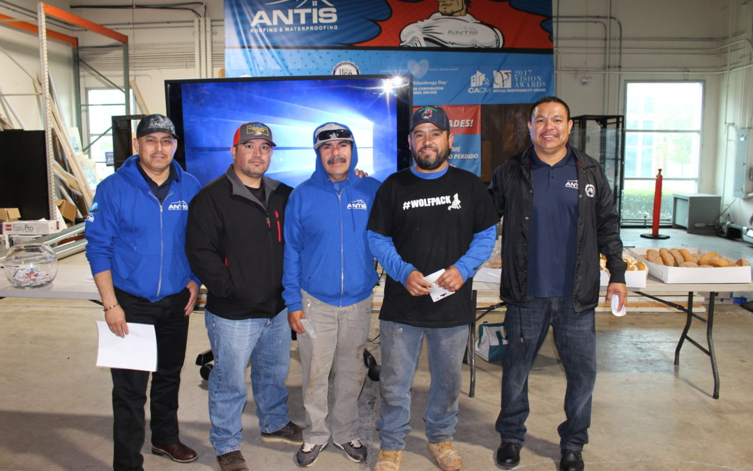 Daniel Zermeno & Juan Diaz, Roofing Technicians