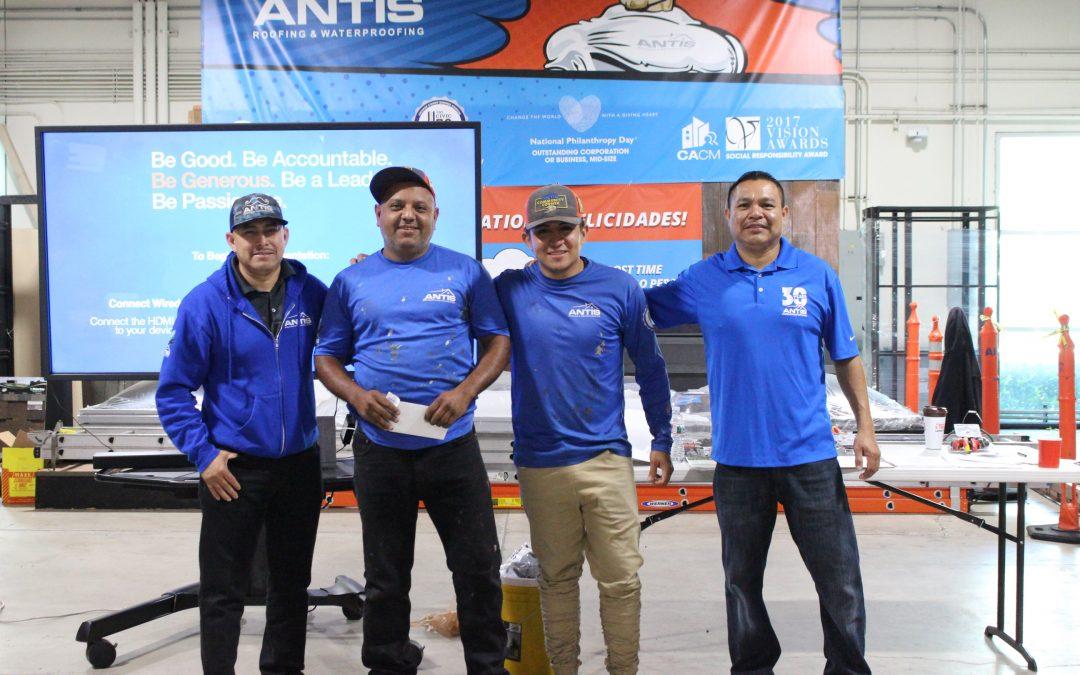 Edgar Sanchez & Roger Molina – Roofing Technicians