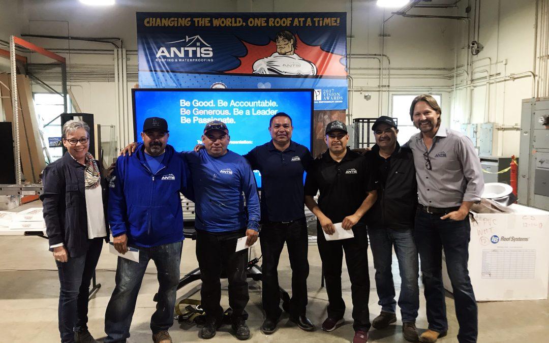 Jose Gonzalez & Homar Aguilar-Catalan – Roofing Technicians