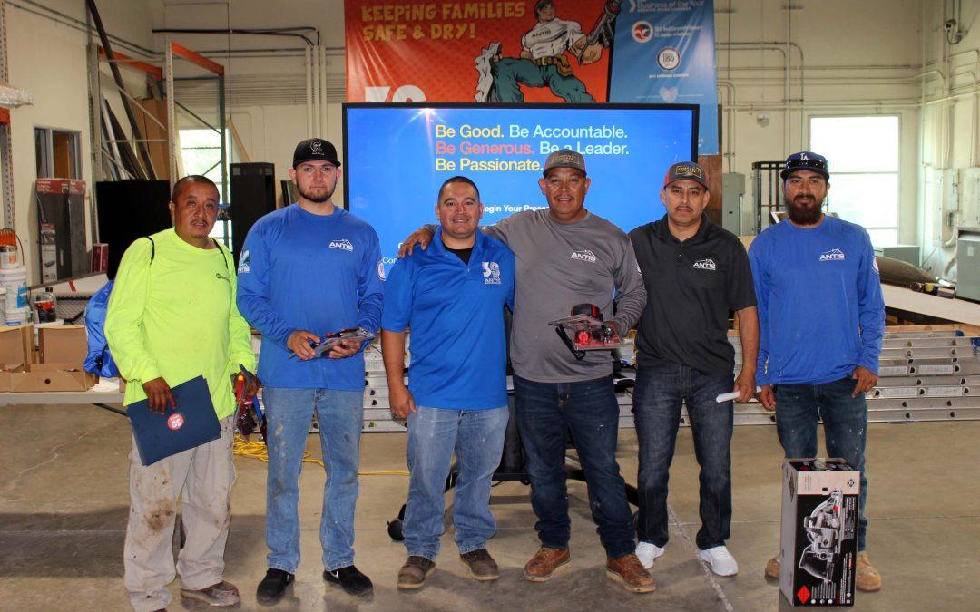 Juan Zermeno – Roofing Technician