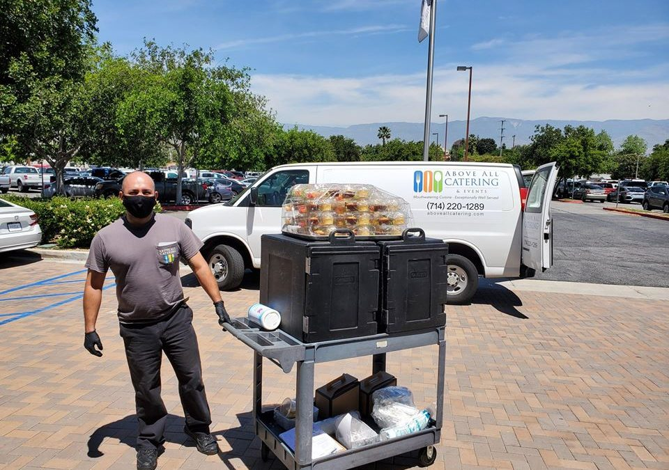 Antis Roofing Provides Meals to Ronald McDonald House