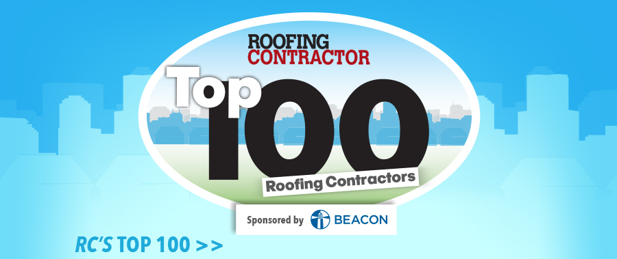 Antis Roofing on 2020 Top 100 Roofing Contractors
